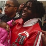 Photo - rapper Chief Keef released from jail