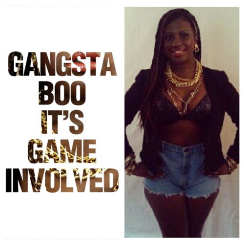 Gangsta Boo Its Game Involved photo