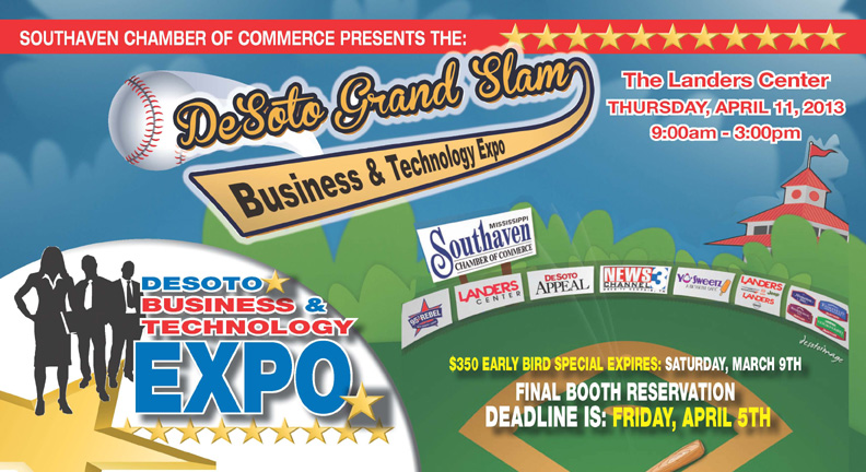 DeSoto GRAND SLAM Business and Technology EXPO 2013