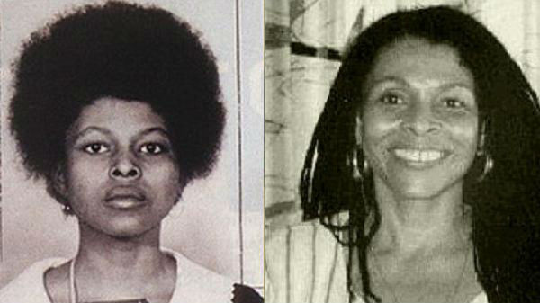 Photos of Assata Shakur Before and After