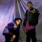 90's Rap Duo Kris Kross