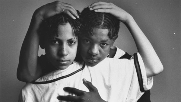 Rap Duo Kris Kross