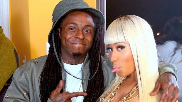 Lil Wayne Nicki Minaj High-School