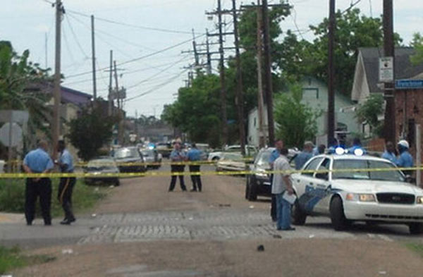 New Orleans Mother's Day Parade Gunfire Takes Place