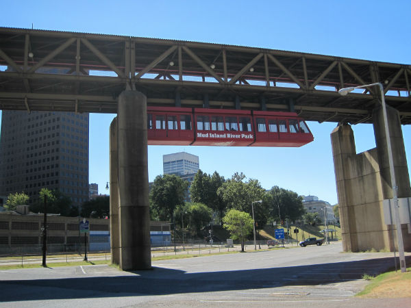 Mud Island Monorail