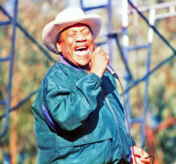 Photo of Blues, Soul Singer Bobby Blue Bland
