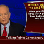 Bill O'Reilly on Race Problems