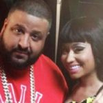 Photo - Nicki Minaj and DJ Khaled together