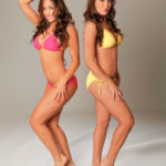 Photo of Bella Twins Bare Feet in Sexy Bikinis