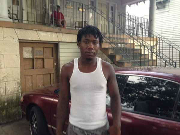 Photo of New Orleans Teen Marshall Coulter Shot by Merritt Landry