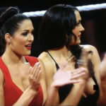 Photo of WWE Bella Twins Nip Slip
