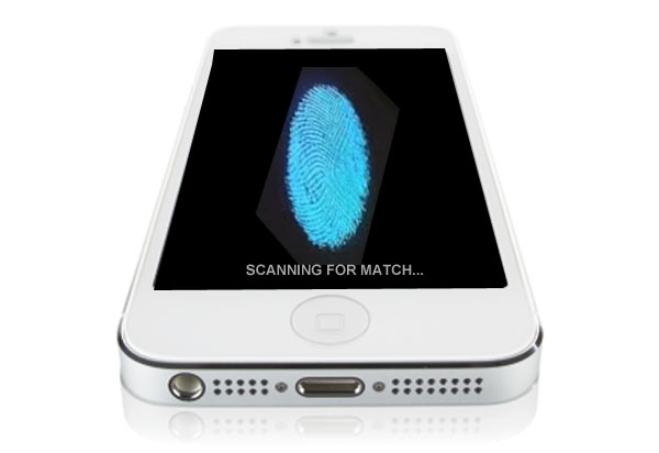 Apple iPhone Fingerprint Scanner for iPhone 5S or iPhone 6
