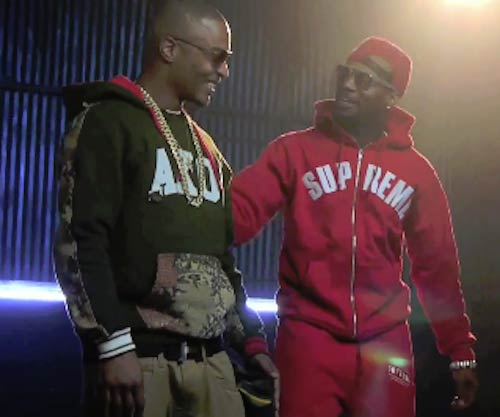 Photo - Juicy J and T.I.