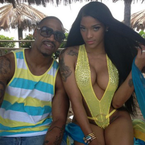 Stevie J Joseline married