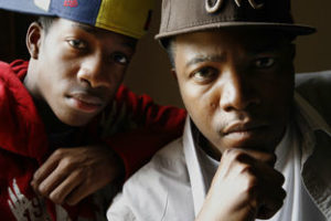 Photo of Al Kapone and Young AJ Do It