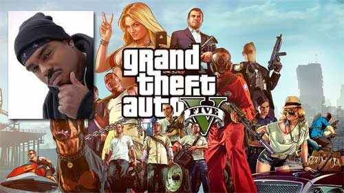 Daz Dillinger vs Grand Theft Auto 5 over music