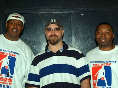Heal The Hood Foundation - Master P, Craig Brewer, LaDell Beamon