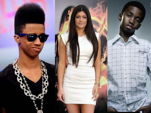Photo of Lil Twist, Kylie Jenner, Christian Combs