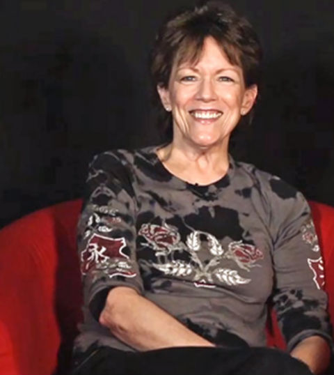 Photo of Susan Bennett - voice of Siri