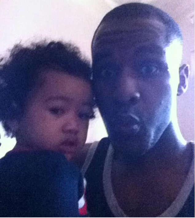 Merrick McKoy picture with daughter