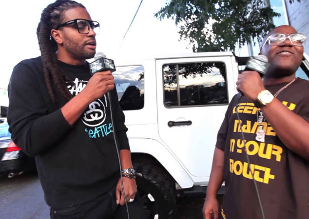 Kia Shine interview with Thisis50's Young Jack Thriller