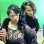 La Chat and Gangsta Boo Witch photo