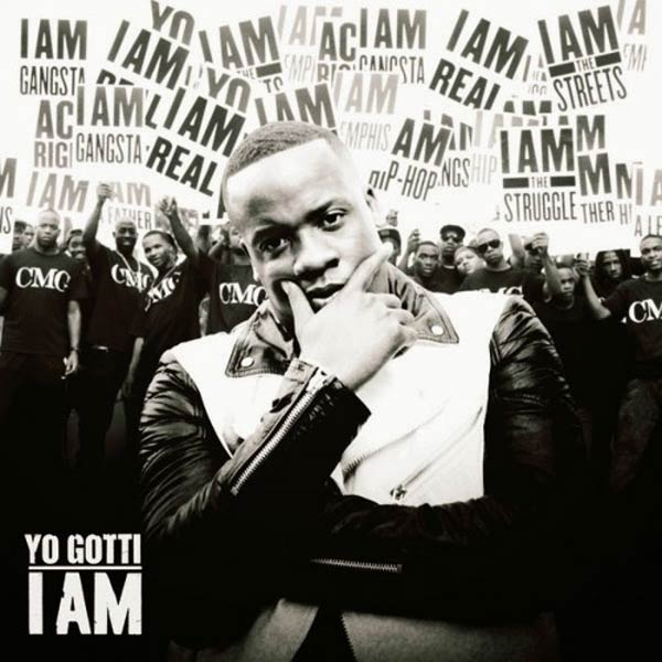 Yo Gotti album cover I AM