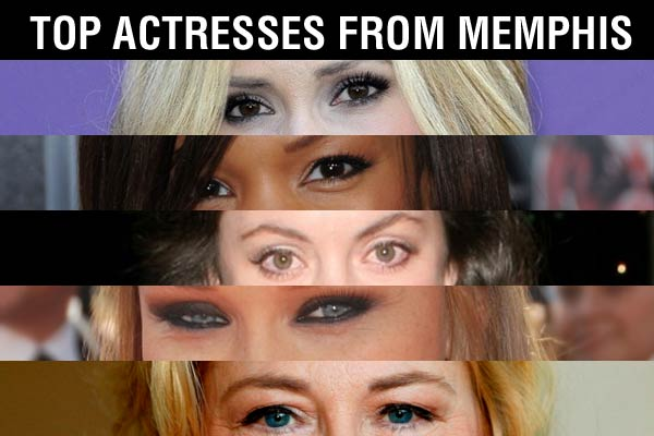Top Actresses from Memphis
