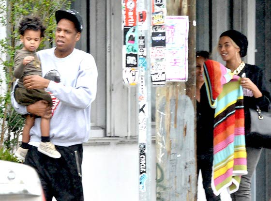 Jay-Z, Beyonce celebrate Blue Ivy birthday at Jungle Island