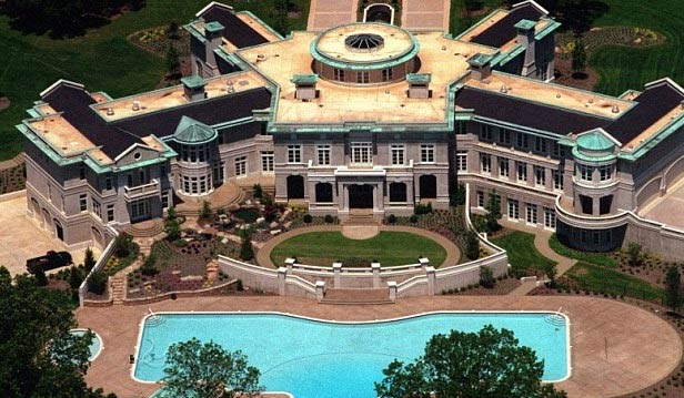 Rick Ross mansion in Georgia