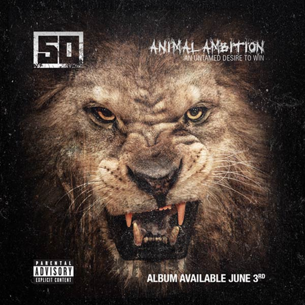 50 Cent album Animal Ambition