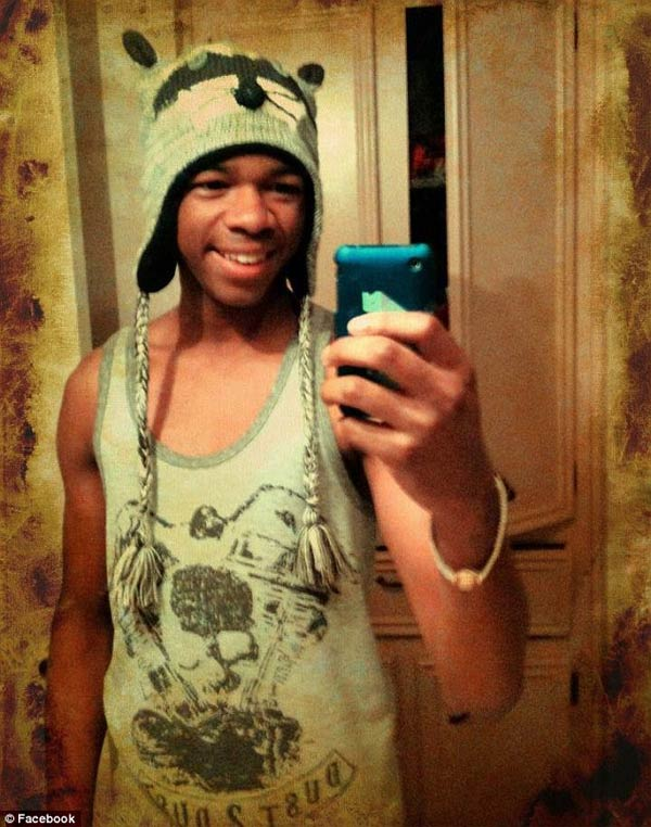 Johran McCormick 17 killed after being found under friends bed