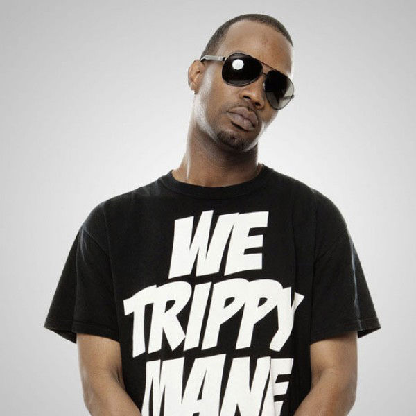 Juicy J - We Trippy Mane T-Shirt