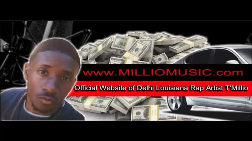 Louisiana Rap Music- T'Millio - Make It Out.mp4