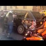 Hells Angels Respond To Video of Shocking Biker Gang Attack Of Family in SUV in NYC