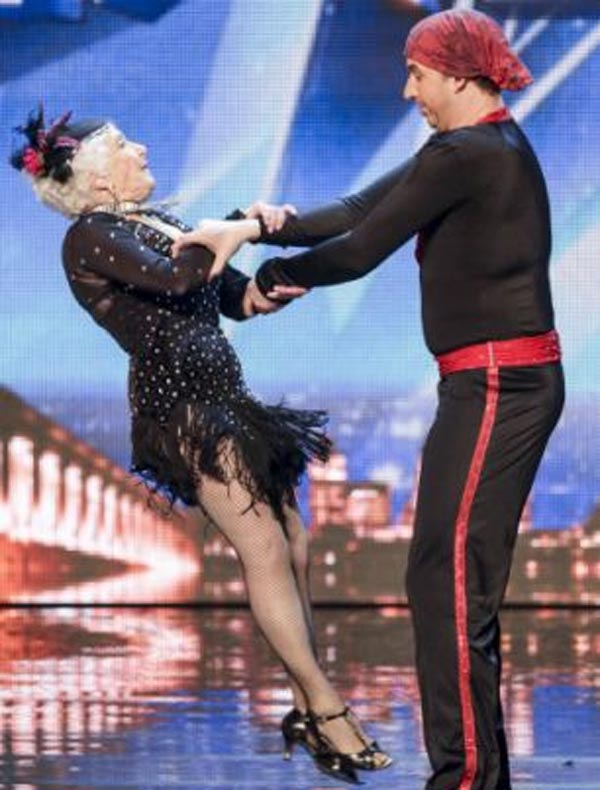 79 Paddy Jones Britains Got Talent salsa with Nico