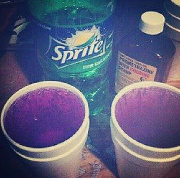 Acatvis ends Promethazine Codeine for making Sizzurp