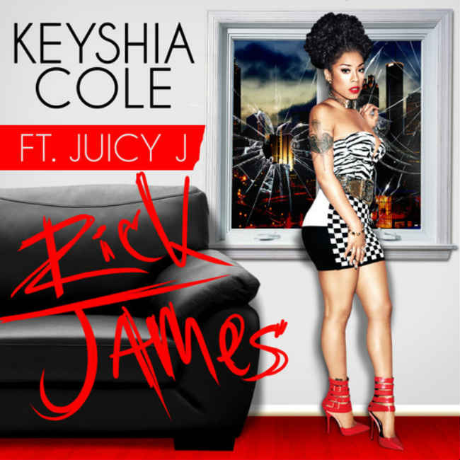 Keyshia Cole ft Juicy J Rick James