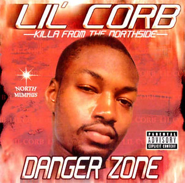 Lil Corb Killa From Da Northside album cover