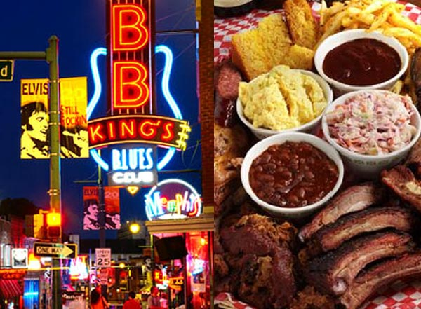Memphis and BBQ