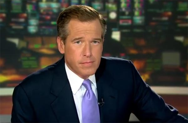 News anchor Brian Williams raps Snoop Dogg Gin and Juice