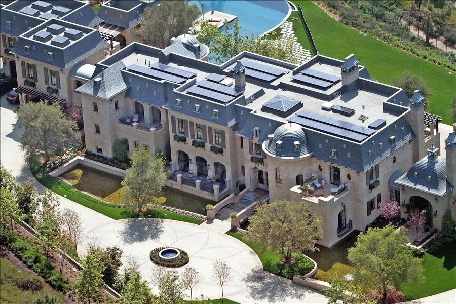 Dr Dre to buy Tom Brady and Gisele Brentwood mansion 1
