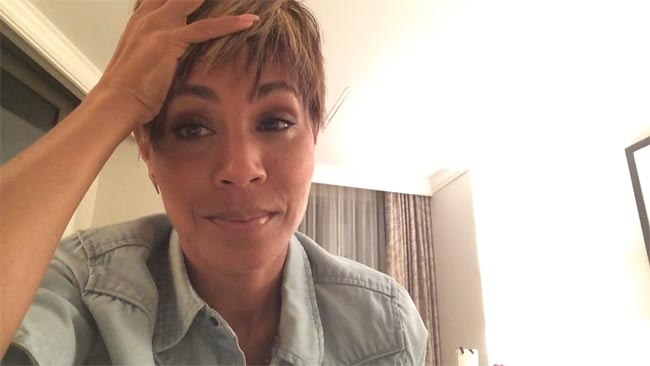 Jada Pinkett-Smith on Atlanta Club Trafficking