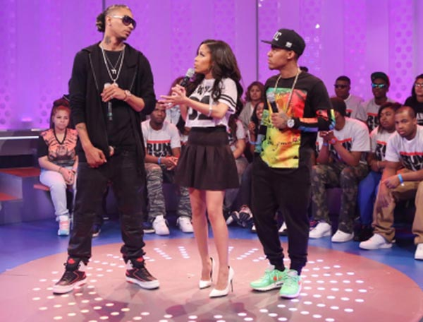 Snootie Wild BET 106 and Park