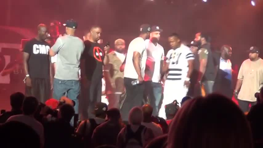50 Cent brings out Yo Gotti at Hot97 Summer Jam 2014 Don't Worry About It