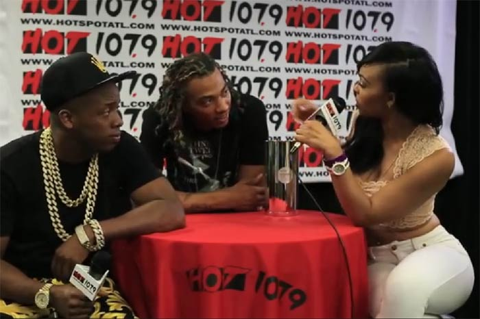 Yo Gotti, Snootie Wild Hot 107-9 birthday bash