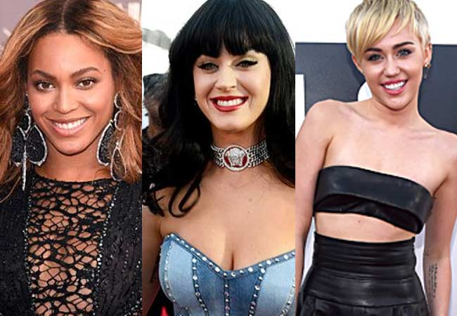 2014 MTV VMA Winners
