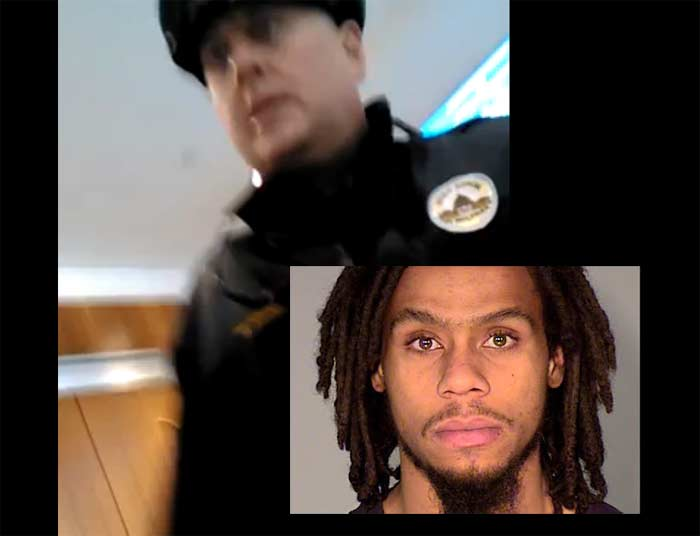 Chris Lollie arrested for being black in public area St Paul