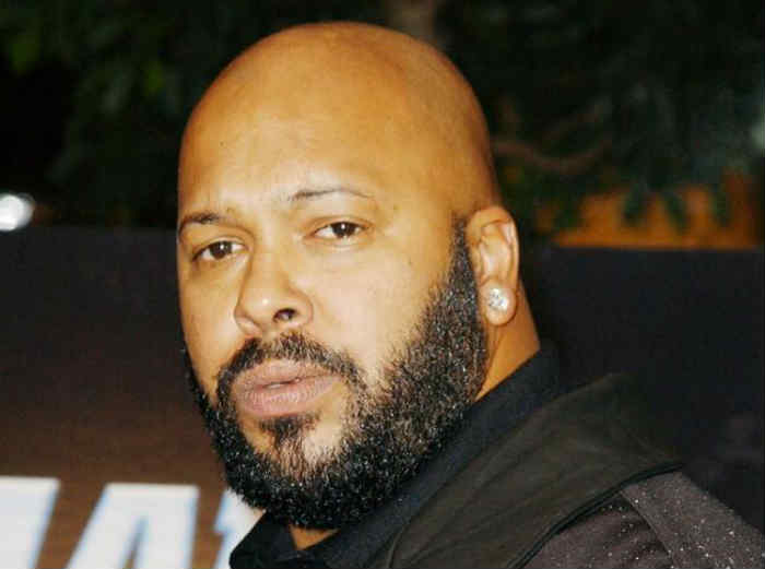 Death Row CEO Suge Knight