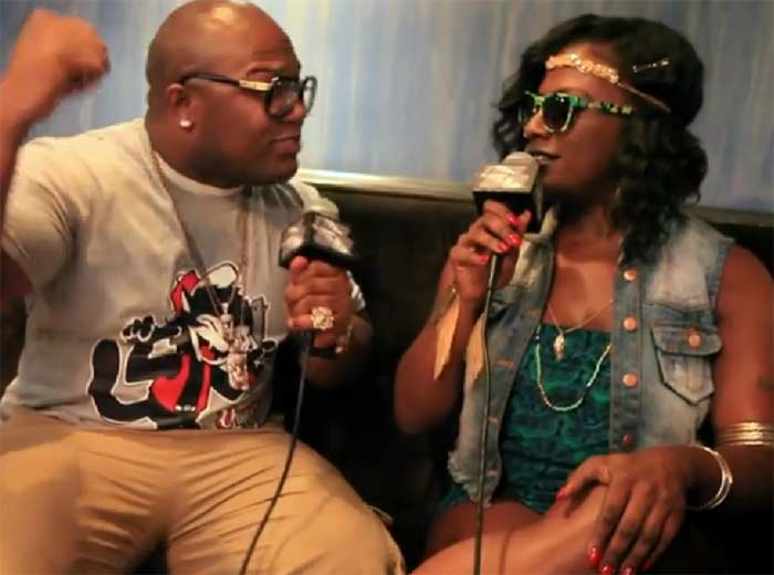 Gangsta Boo talks Witch with ThisIs50